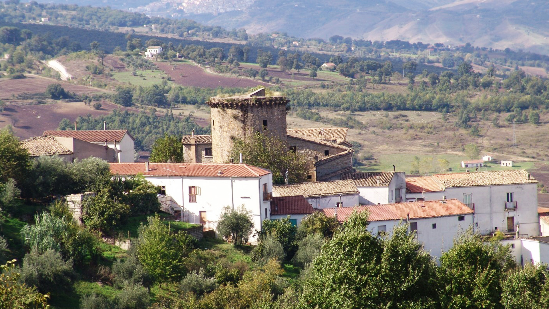 castello panoramica